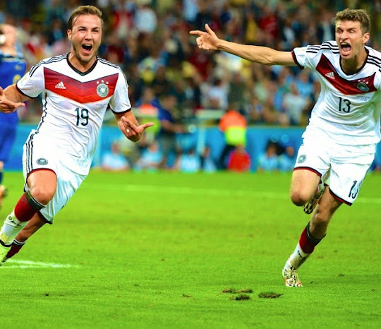 [VIDEO] Jerman - Argentina (Final Piala Dunia 2014)