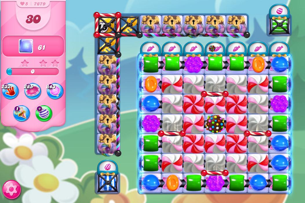 Candy Crush Saga level 7679