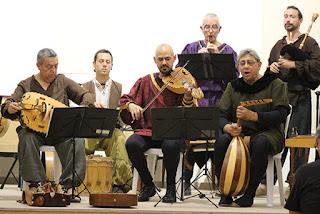 Concert les tres cultures a Onda