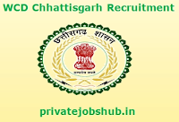 WCD Chhattisgarh Recruitment