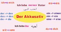 الاكوزاتيف Der Akkusativ