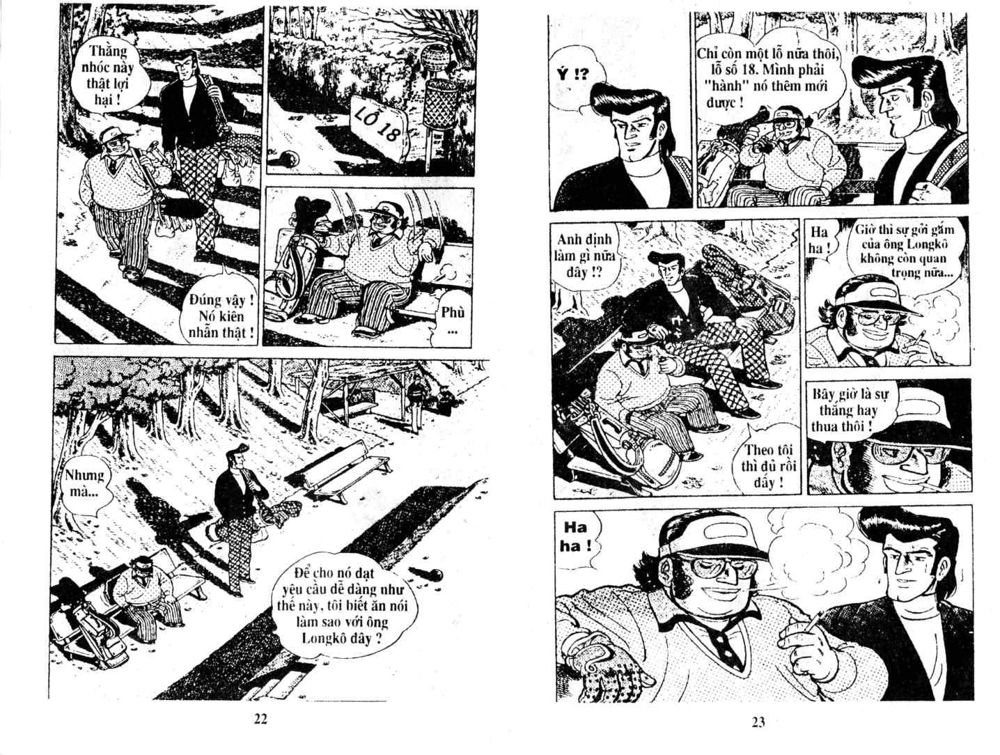 Ashita Tenki ni Naare chapter 14 trang 10