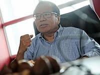 Enggan Mengemis Cawapres, Rizal Ramli Siap Lawan Jokowi