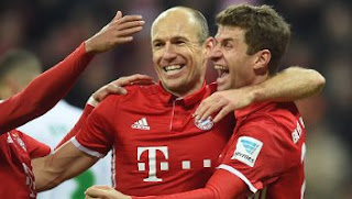 Bayern Munich vs Wolfsburg 5-0 Video Gol & Highlights