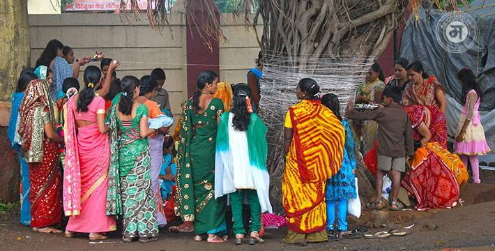 वटपौर्णिमा - सण-उत्सव | Vat Pournima - Festivals