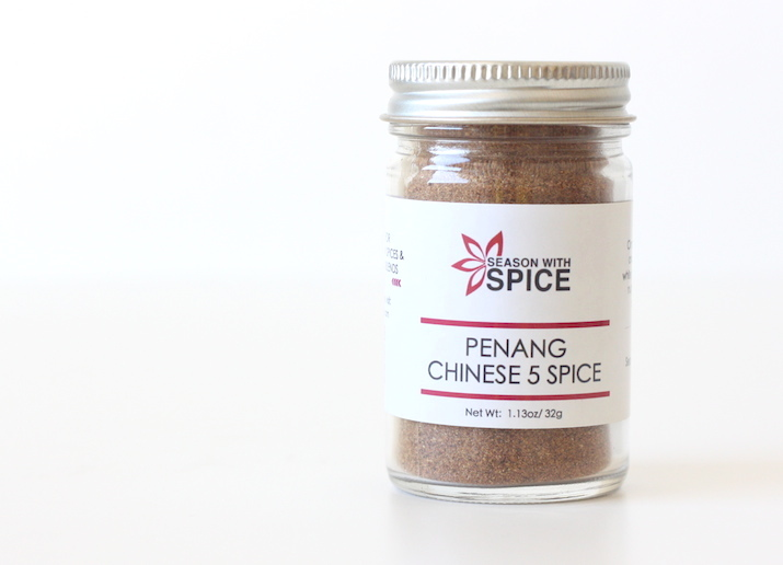 Penang Chinese Five Spice at SeasonWithSpice.com