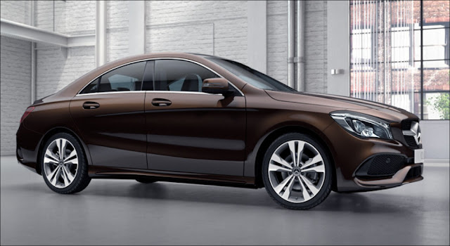 Mercedes CLA 200 2019 thiết kế thể thao