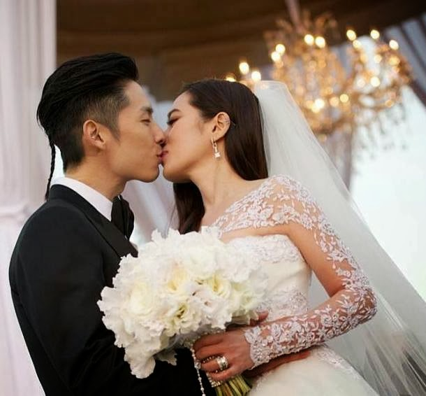 Vanness Wu's Wedding Picture