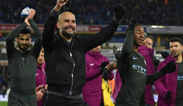 Man City Emerge Premier League Champions