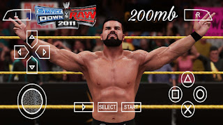 Smackdown vs raw 2011 psp game download for android | WWE SmackDown