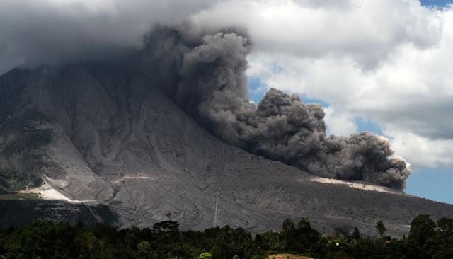 Letusan Gunung Sinabung, Nenek 73 Tahun Relakan Kakinya Di Amputasi Akibat Awan Panas