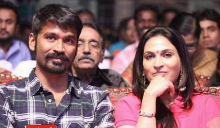 Furor in Dhanush's family
