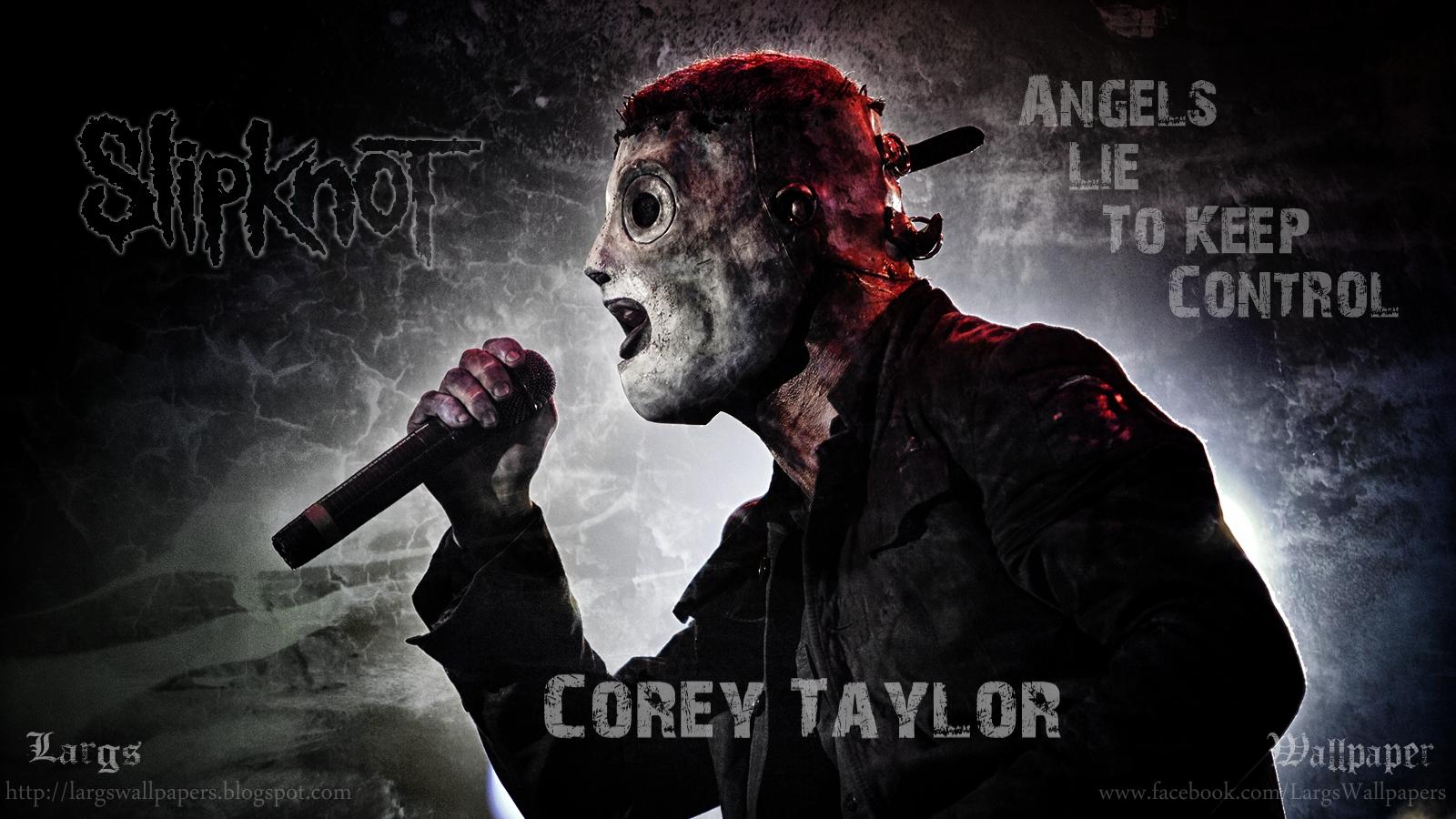 Largs Wallpapers 93 Slipknot Corey Taylor Wallpaper