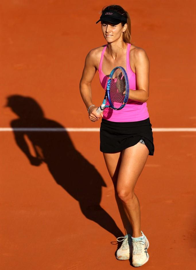 WTA Hotties: 2016 Hot-100: #17 Tsvetana Pironkova