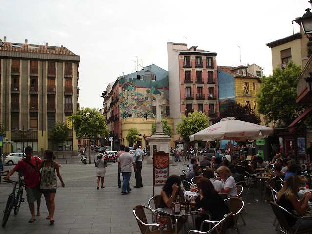 Vuelos baratos para Semana Santa 2012 en Madrid