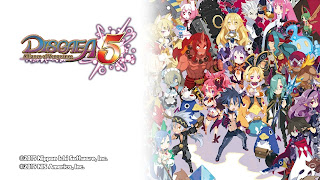 Disgaea 5: Alliance of Vengeance Cover Wallpaper
