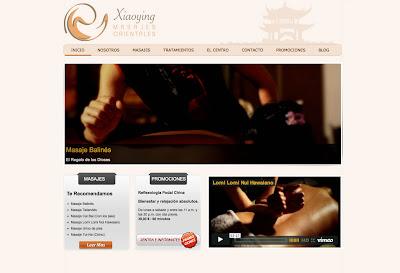 masaje oriental y asiático en Madrid