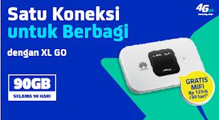 Review MiFi 4G XL GO Internet Cepat, Paket Bundling dengan total kuota internet 30GB, GRATIS MiFi, mifi xl go, harga mifi xl go, xl go gratis mifi, mifi xl harga, mifi xl go unlock, promo mifi xl, harga mifi xl 4g, xl home, xl go harga,