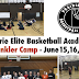 DEADLINE FRI @ 4pm: Prairie Elite Basketball Academy Camp Set for Winkler June 15-17, 2018 for Boys & Girls Ages 12-18