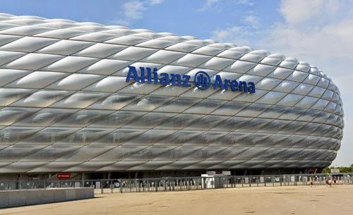 Allianz Arena Munich Germany