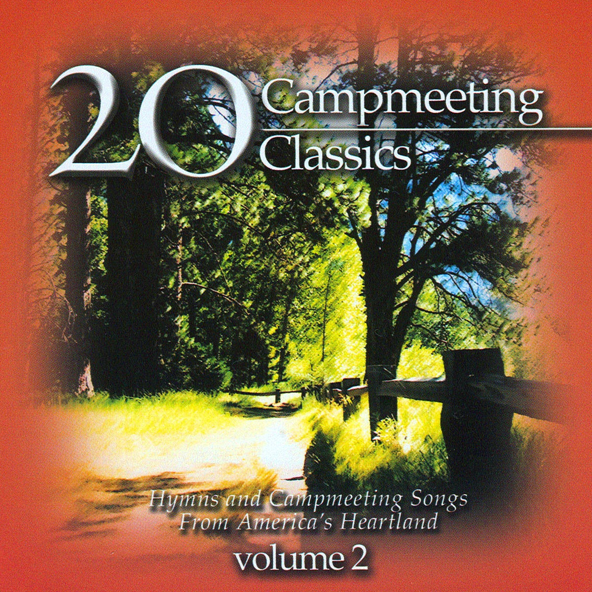 Nashville Gospel Singers-20 Campmeeting Classics-Vol 2-