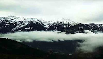 Pegunungan Albinen