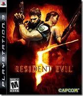 Games Resident Evil 5