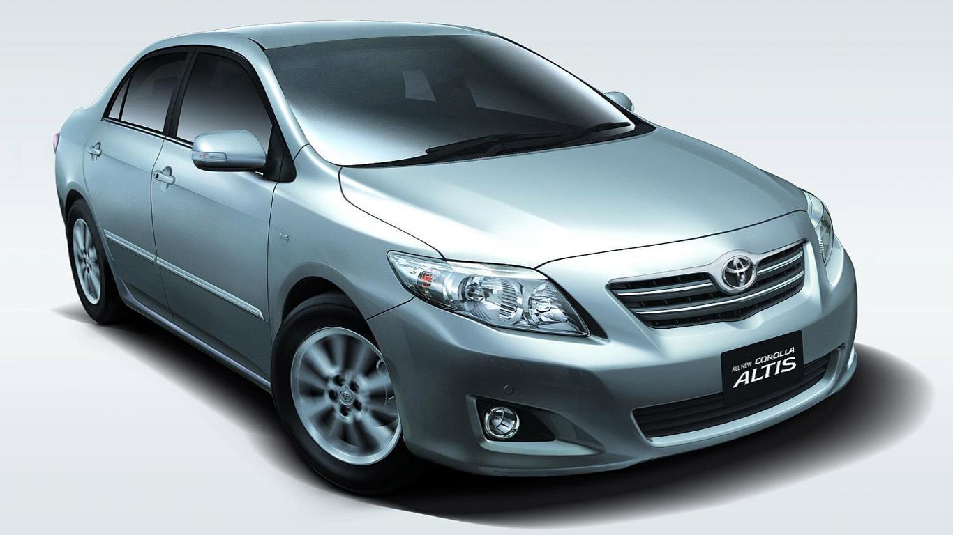 Kelebihan Toyota Altis 2012 Review