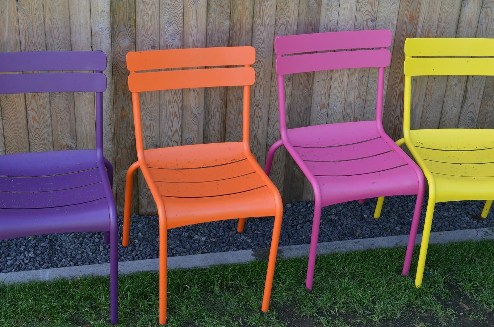 Mis Trucos de Limpieza: Muebles de jardín II: Cómo limpiar los ...