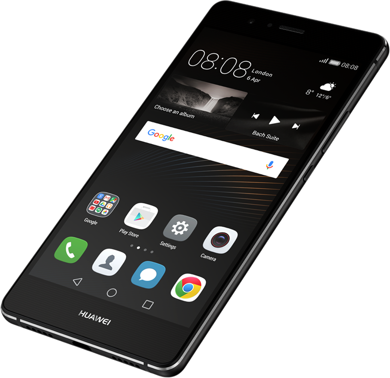 Come proteggere foto e video su Huawei P9 Lite con password
