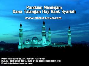 dana talangan haji bank syariah, dana talangan haji, dana haji, dana talangan syariah