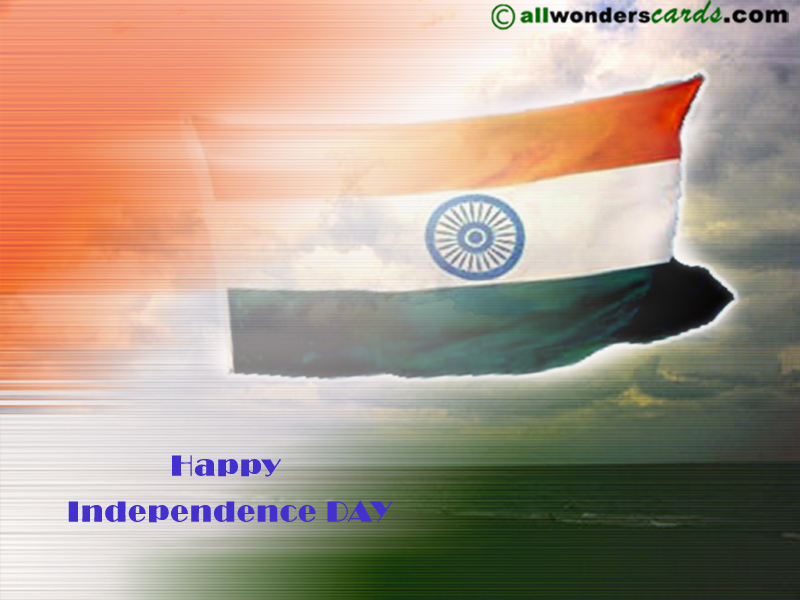 Indian Flag With Different Views: Indian Flag Desktop Wallpaper