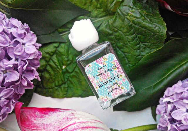 LOVERI Exclusive Perfume Romance