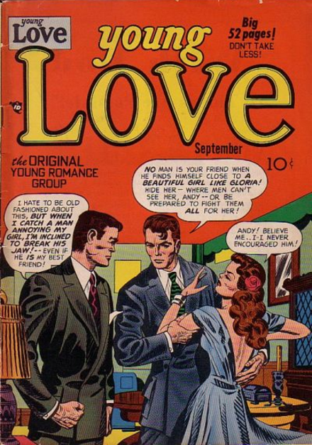 Jack Kirby Young Love