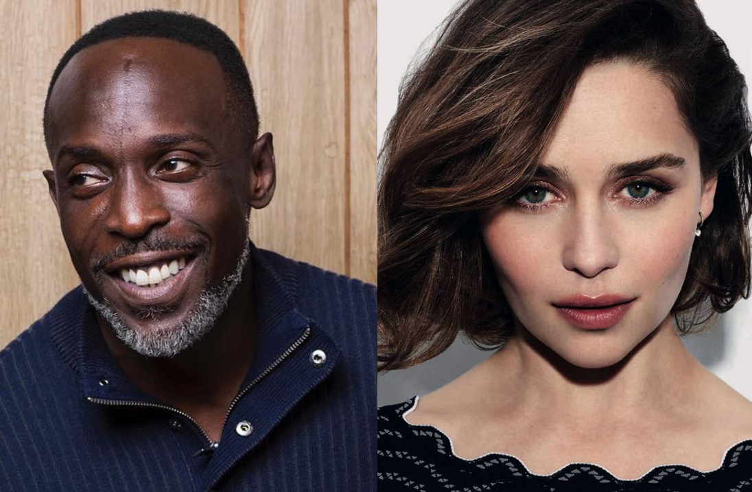Michael K  Williams Says Emilia Clarke's Character Is Named