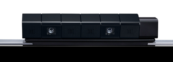 PlayStation 4 Eye will have two cameras