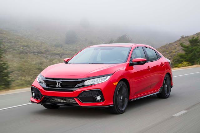 Honda Civic 2017 fault