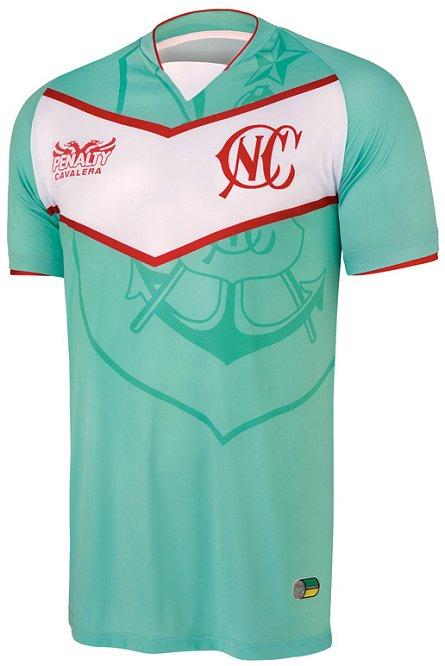 93ac8ed7f4 Náutico lança seu quarto uniforme - Show de Camisas