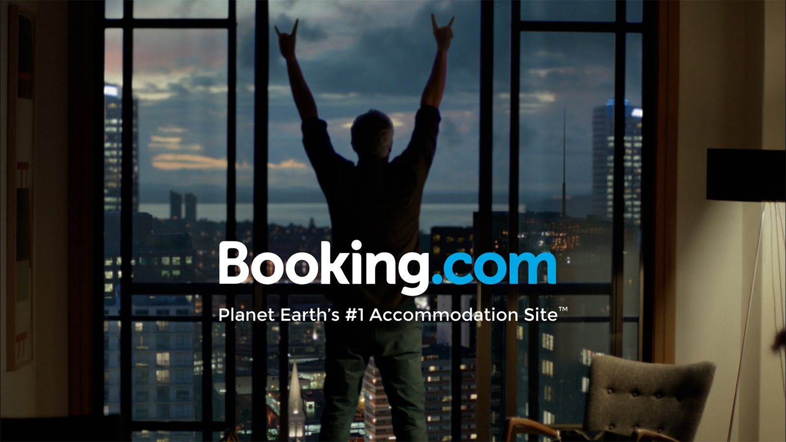Book via Booking.com
