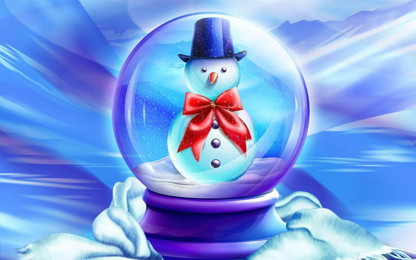 wallpapers: Snowman Backgrounds