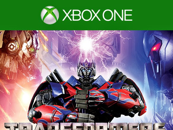 Transformers: Rise of the Dark Spark - Xbox One Review