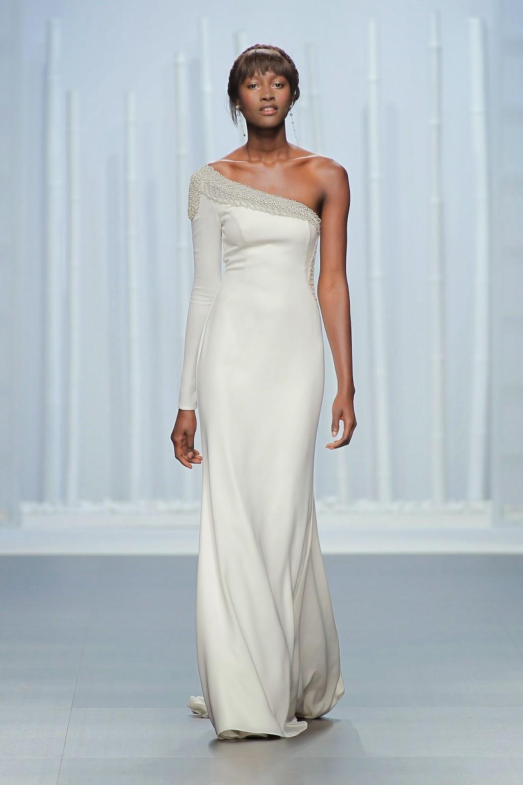 BODAS DE ALTA COSTURA: Los 10 mejores vestidos de novia de la ...