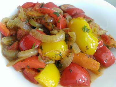 Leczo z warzyw