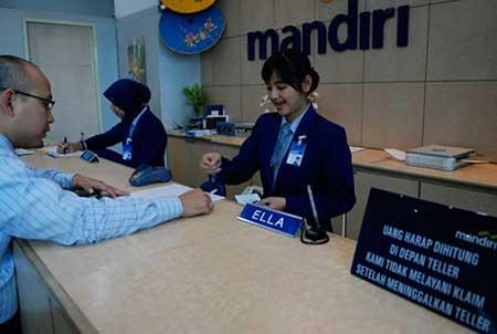 Alamat & Nomor Telepon Bank Mandiri Cabang Deli Serdang