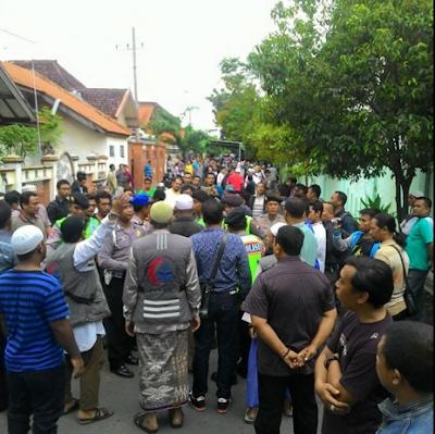 Alhamdulillah… Berkat Persatuan Umat Islam Acara Sesat Syi'ah di Kota Bangil Berhasil Dibubarkan