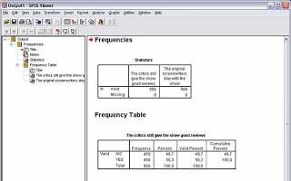 screenshot 02 Download SPSS Statistics V17.0 Full Version Gratis
