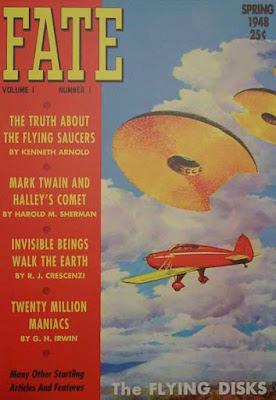 Plats voladors el naixement del mite