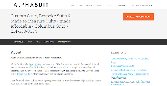 reputable custom clothing company in Chicago
