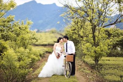 Những địa điểm chụp ảnh cưới lý tưởng cho những cặp đôi yêu thiên nhiên 2