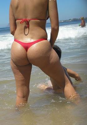 Maduritas en la Playa